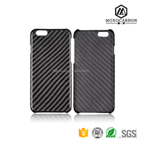 Wholesale Cell Phone Accessories Real Carbon Fibre For iPhone 6 Carbon Fiber Case