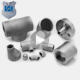 Good plus Supplier carbon steel welded elbow stainless pipe fitting / reducer tee bend
