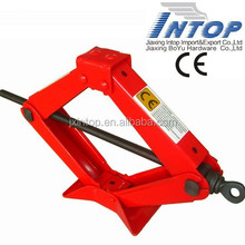 CE Approved mini Vertical Hydraulic Car jack /Scissor Jacks