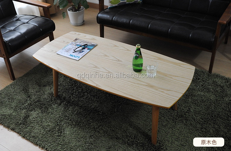 top sale japanese style solid wood coffee table simple antique folding small tea table