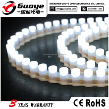 High quality silicone f5 dip led pvc great wall strip light 1meter 96leds