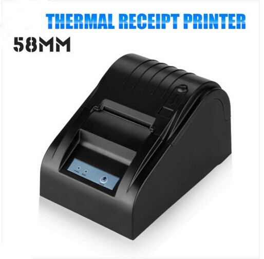 Newest bluetooth printer 58mm POS Thermal Receipt Printer Machine POS printer