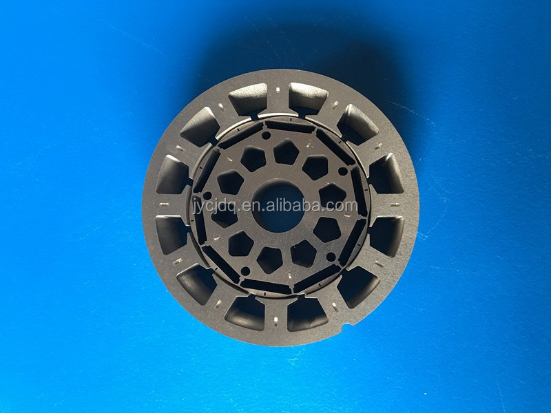 Electrical silicon Motor rotor stator lamination