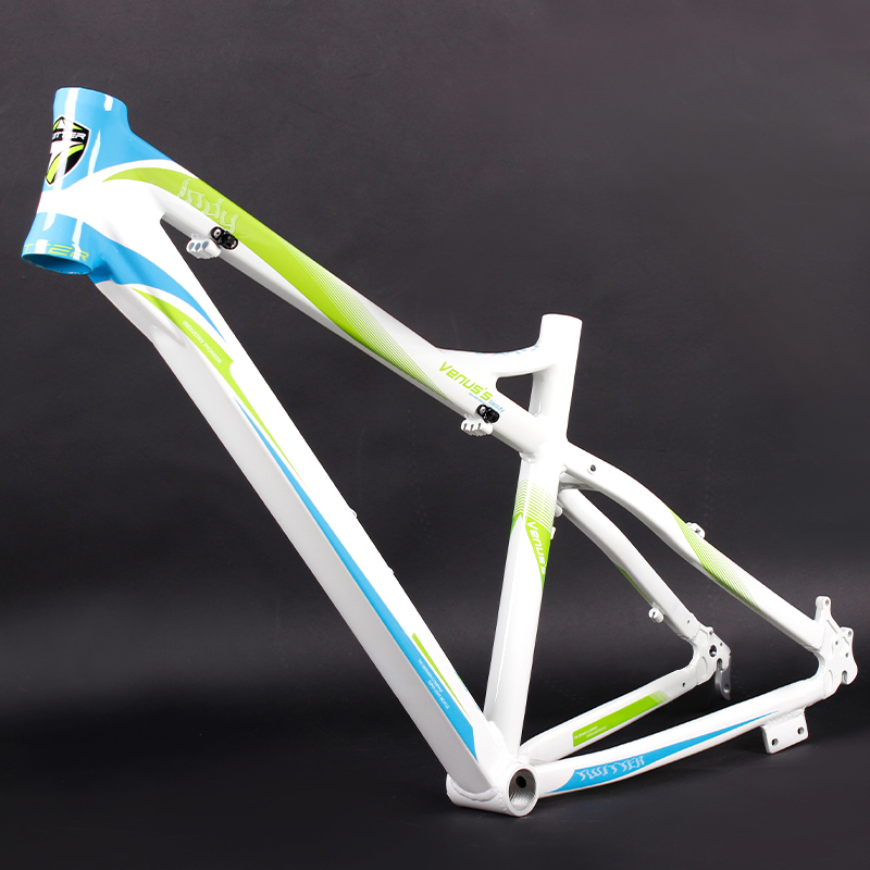 fashion appearance 1.69kg aluminum 26er mountain bike frame / mtb frame / mountain bicycle fram