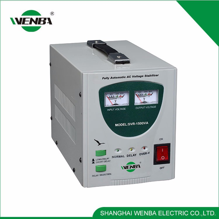 New Products Competitive Price Quality-Assured Low Voltage Stabilizer