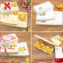 China manufacturer recycled packaging food box, custom self heating takeaway food packaging