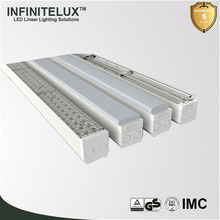 InfiniteLux PRO Series,160LM/W Flat Distribution 65w 1.5m Natural White 5 Wires ,LED Linear Trunking System
