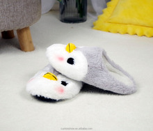 2018 High Quality Perfect Soft And Light Plush Real Fur Women Slippers