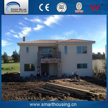 Total quality controled prefabricated smart house
