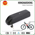 Best Performance Dolphin Downtube Power Lithium Rechargeable 48v 10ah Electric Bike Battery