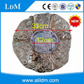 Customized Aluminum foil shower cap for hairdressing heated shower cap