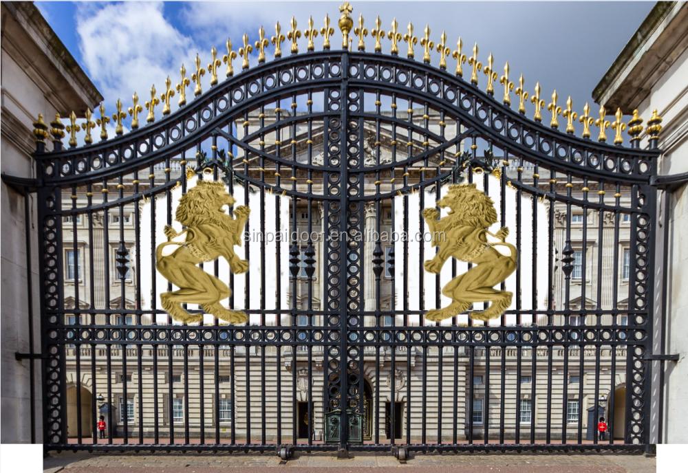 Wrought iron gate gates models design buy