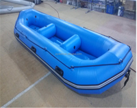 Inflatable Whitewater Adventure River Drifting Boat