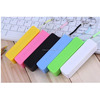 Hot products 2600mah portable power bank keychain mobile phone charger smart collection rechargeable power bank