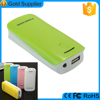 smart design cheap price ABS matterial 5000mah power bank charger for iphone