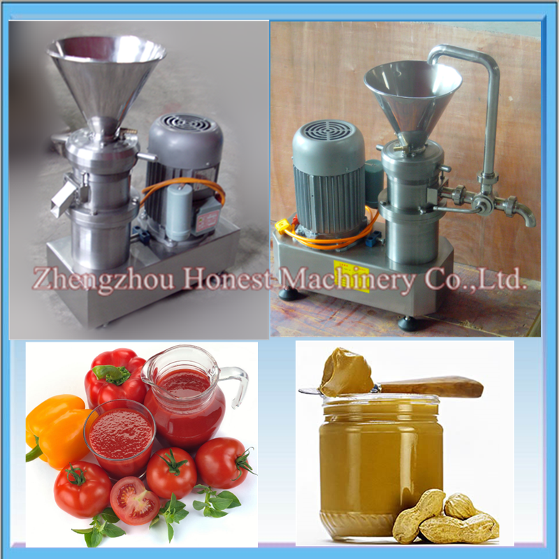 Automatic pepper sauce making machine with CE certification