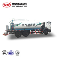 Hot new Product looking for 8000L Intelligent Asphalt Distributor