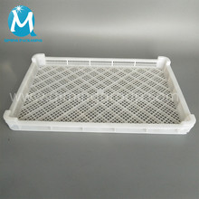 Perforated Baking Tray 600*400*50Mm Plastic Shallow Basket