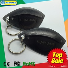 High quality custom ABS rfid key fob with MIFARE Classic 1k chip