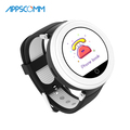 APPSCOMM 2018 Smart Watch Phone Tracking Wristwatches GPS Tracker Watch Safety Monitor Watches GPS Watch for Kids
