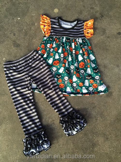 easter boutique toddler girl turkey outfits smocked children clothing wholesale 2016 4th of july kids print chicken clothes