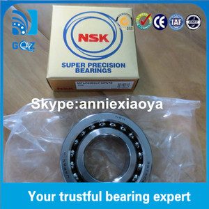 NSK 25TAC62B Ball Screw Support Bearing Angular Contact Bearings 25TAC62B