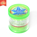 Hot Selling 2017 High Quality Plastic Grinders JL-354J-3 Tobacco Plastic Grinder