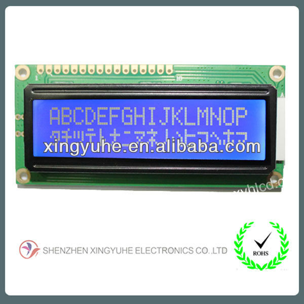 1602 chinese character lcd module