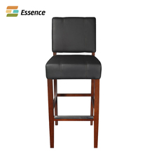 Solid Beech Wood frame Upholstery Seating For Restaurant