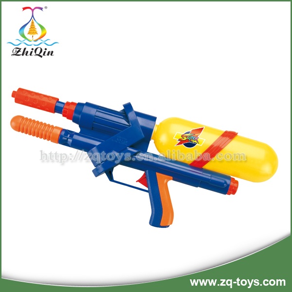 Children plastic water pistol toy from Shantou
