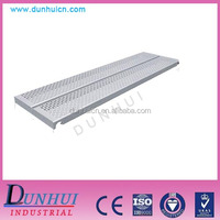 A054 convenient perforated Metal Deck for the scaffoldings,construction