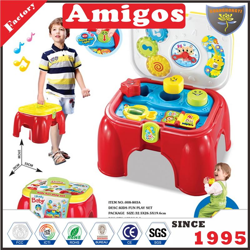 juguetes Cartoon learning machine with music[chair] learning toy educationalfor kids