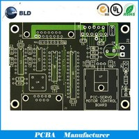 OEM PCB Printed Circuit Board Applied in Electronic Gold Metal Detector