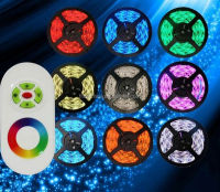 factory direct sale SMD 5050 flexible led strip RGB color change