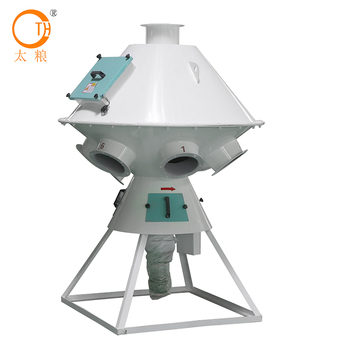 industrial mass production Best price high efficient rotary screener Customized