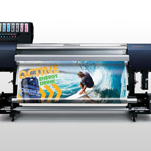 Roland EJ-640/EJ20 Eco Solvent Printer with 2 pcs DX7 printhead for <strong>banners</strong> /Signs/ Posters