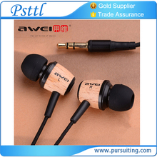 Low Price Awei Q9 Wholesale OEM Wired Super Bass Earphone For Phone Computer MP3/MP4 Player