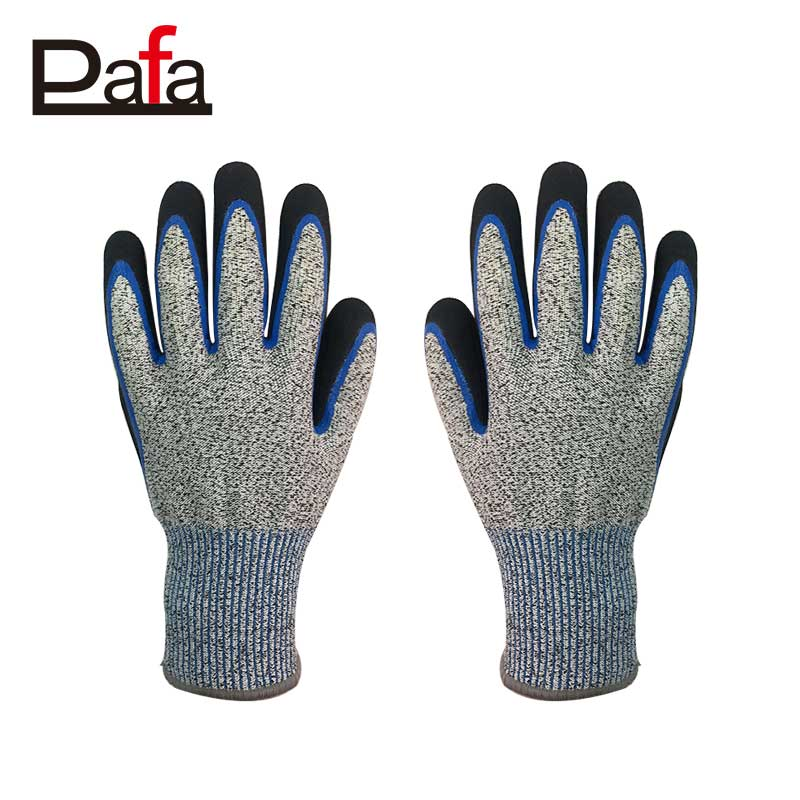 Excellent quality <strong>safety</strong> cut resistant construction gloves wholesale