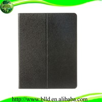 1 Piece MOQ luxury high quality silk leather case cover for ipad