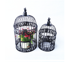 Antique Metal Round Bird Cage For Sale ,Metal Decorative Bird Cages