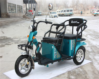 electric bike electric tricycle for passengers model LX-06