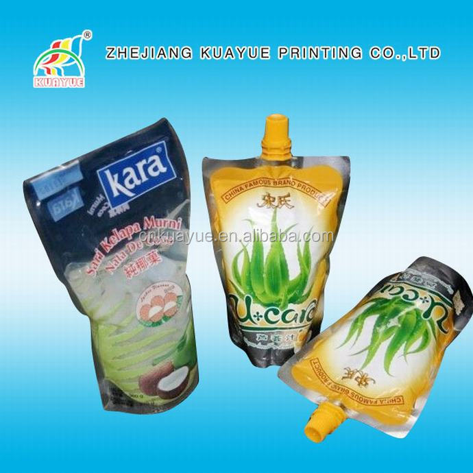 Hot Sale Juice Packaging, Juice Container, Juice Packaging Material