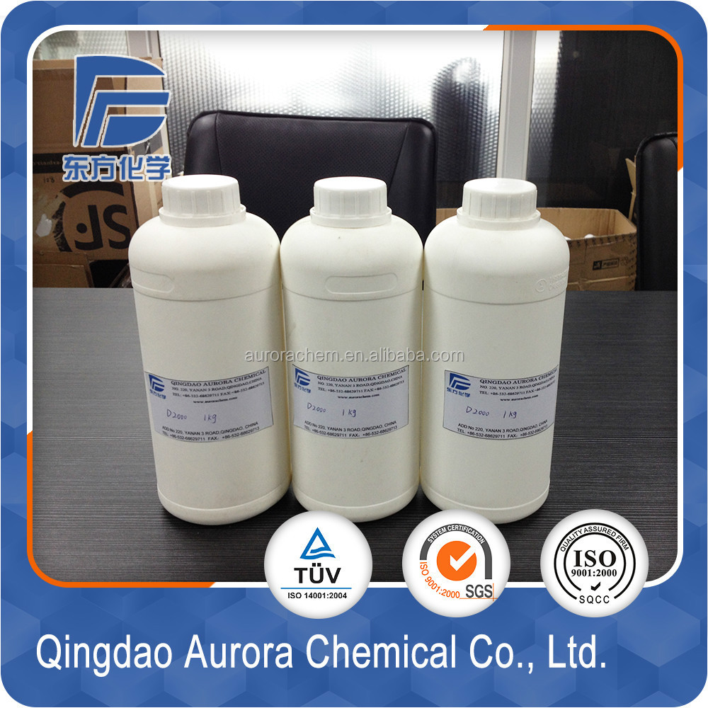 Curing agent for cathode electrophoretic paint, Polyetheramine D2000
