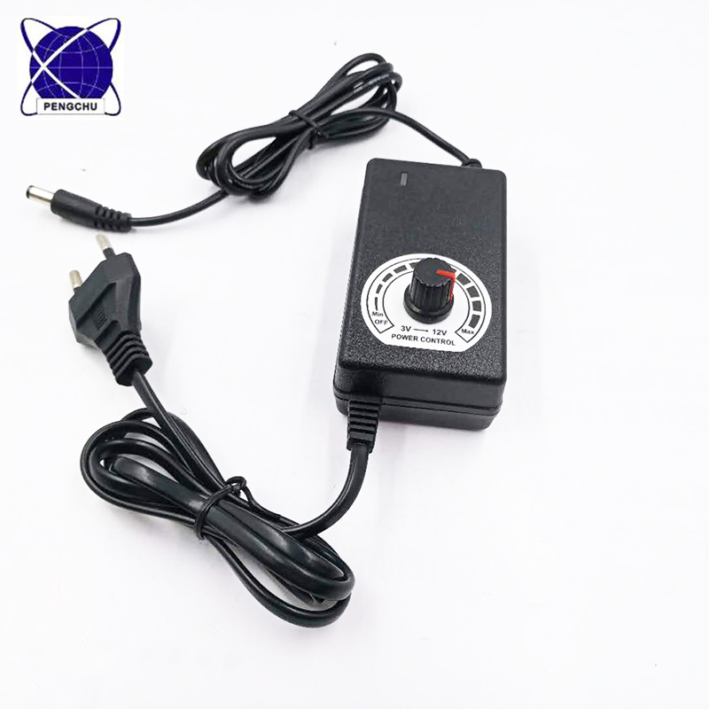 adjustable voltage 3-12v 1a ac dc adapters,power supply