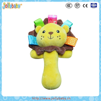 Dongguan Jolllybaby& Sozzy Baby Toy Cartoon Animals Finger Puppet