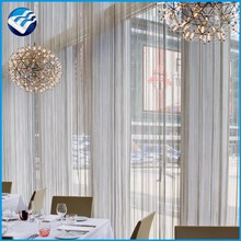 Hot selling hot sale curtain mesh drapery