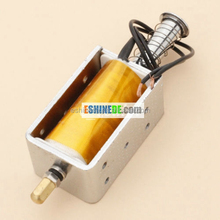New Reset-Style Electromagnet for ZN63 Long Stroke AC220V 8A 2Kg/34mm