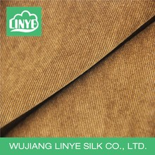 washable autumn overcoat fabric, corduroy material, furniture cover fabric