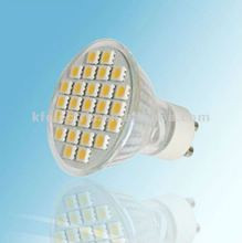 high bright 420lm gu10 5050smd led spotlight