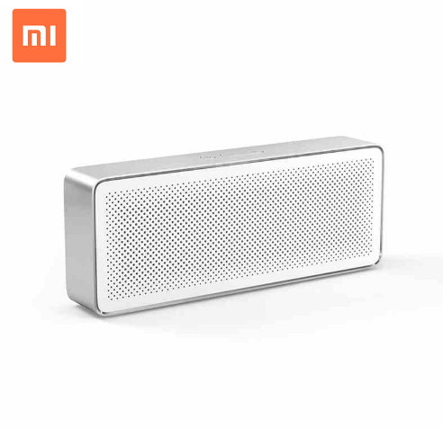 Original Xiaomi mi <strong>Speaker</strong> Wireless Mini Portable loudSpeaker Stereo Handsfree Music Square Box Mi <strong>Speaker</strong>